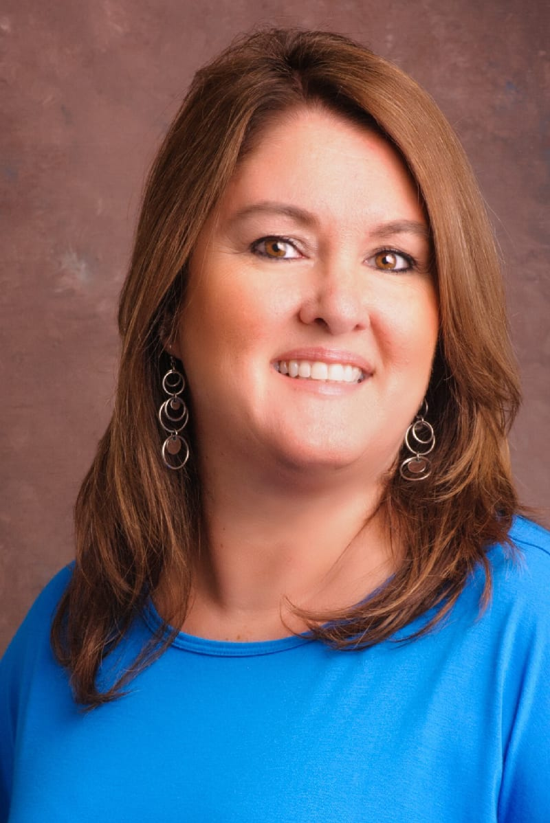 a headshot of lisa montanio the senior franchise development manager for cmit solutions